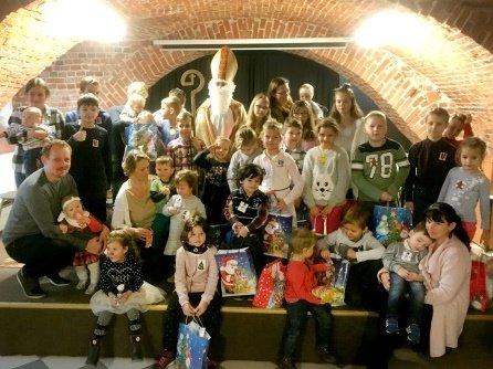 fonis mikolaj 2017 - Spotkanie ze świętym Mikołajem w Fundacji FONIS