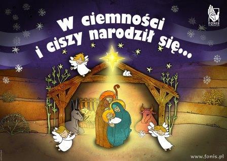 w ciemnosci i ciszy narodzil sie - W ciemności i ciszy narodził się... - Wrocław Huby