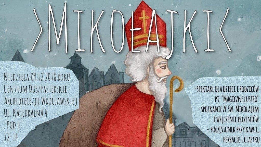 Zaproszenie na Mikołajki 1024x576 - W oczekiwaniu na św. Mikołaja