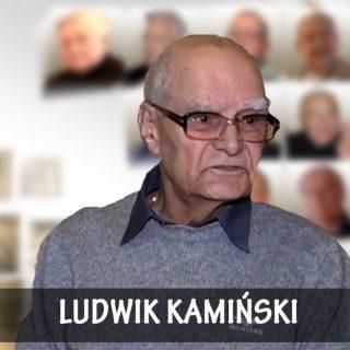 Historia Migana – Ludwik Kamiński mały