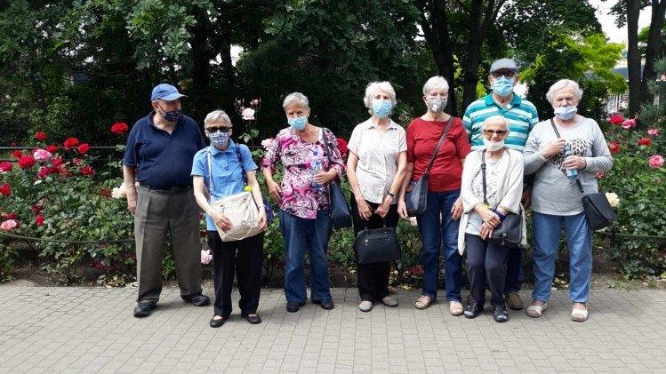 Z wizytą w ZOO1 - Seniorzy z wizytą w ZOO