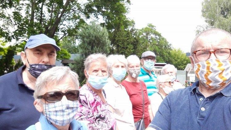 Z wizytą w ZOO2 - Seniorzy z wizytą w ZOO
