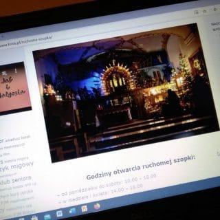 Ruchoma szopka – premiera online