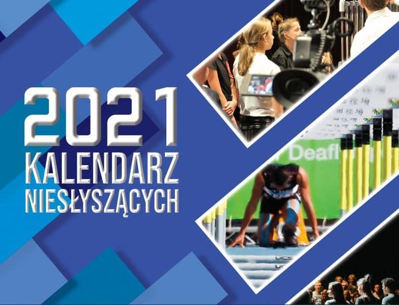 kalendarz nieslyszacych 2021 - To wszystko za Wasz 1%