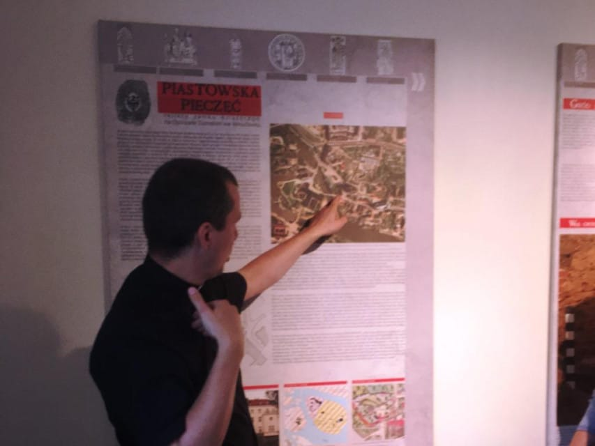 Tajemnicze podziemia Ostrowa Tumskiego3 - Tajemnicze podziemia Ostrowa Tumskiego