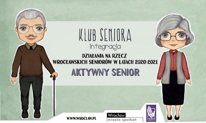Aktywny senior 2020 2021 - KLUB SENIORA