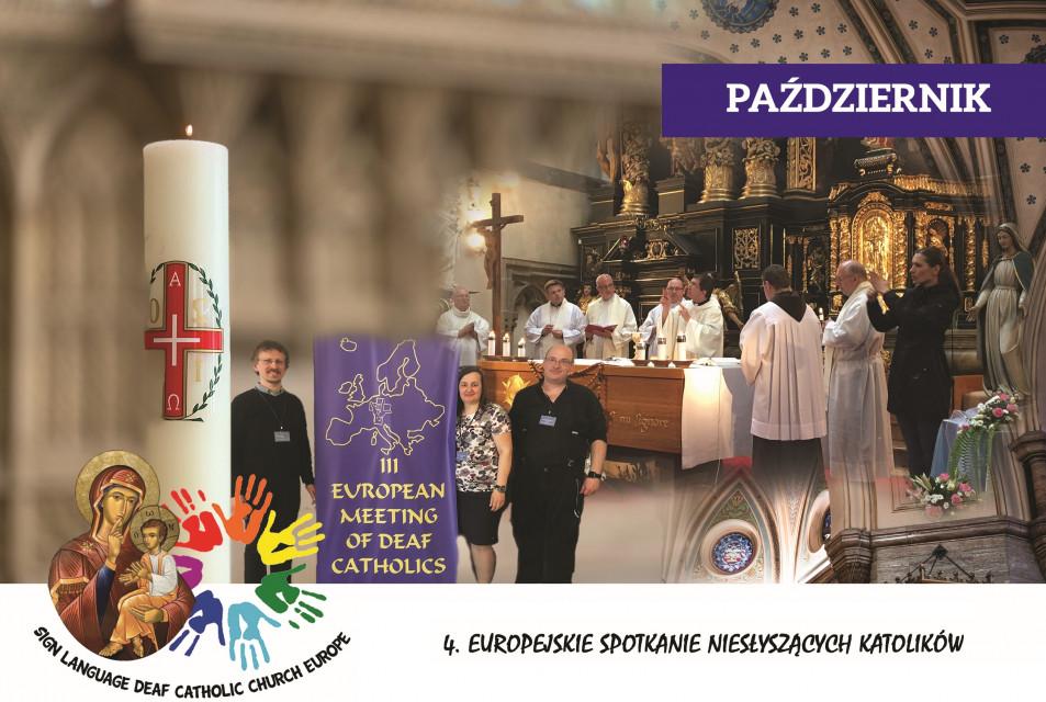 4 europejskie spotkanie nieslyszacych katolikow - 4. Europejskie Spotkanie Niesłyszących Katolików