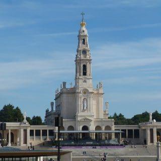 Sanktuarium Matki Bożej w Fatimie